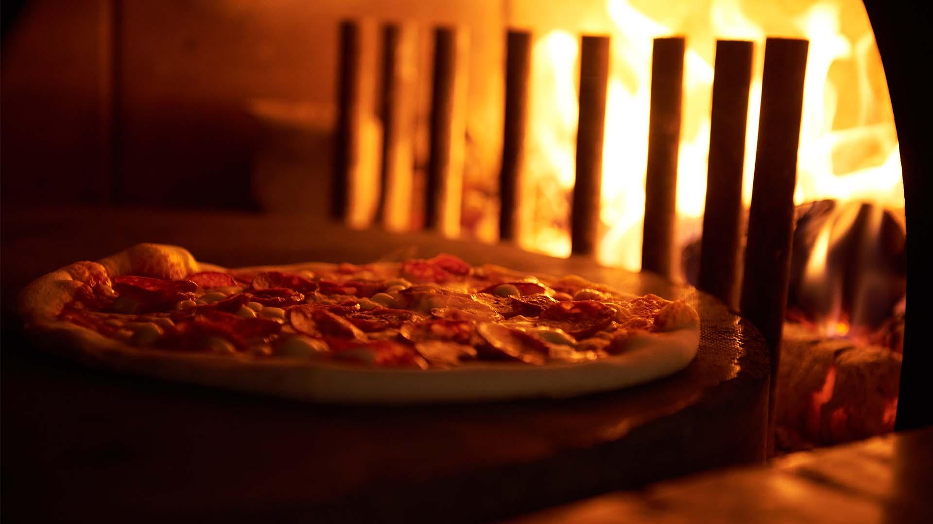 best pizza in broadway market hackney