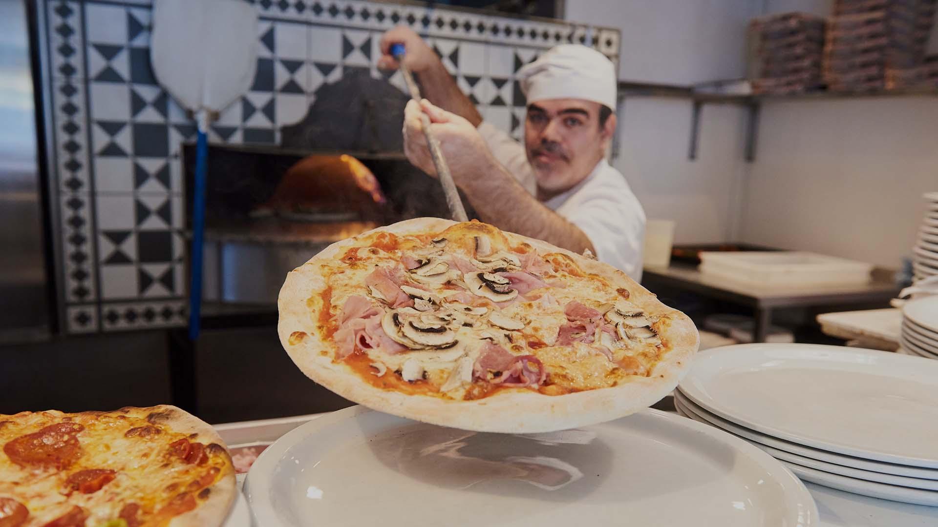 best pizza in hackney